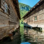 Boathouses Lake K%C%Bnigssee  - Sinousxl / Pixabay